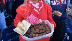 Brownies at Nationals Park