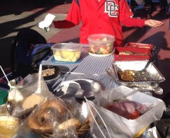 Outside food permitted at Nationals Park