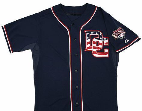Nationals Uniform 70