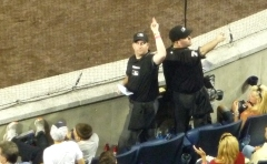 Nationals Park Umpires