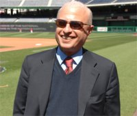 Washington Nationals Owner Mark Lerner