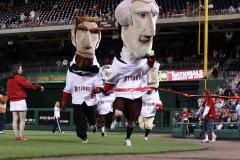 Jefferson wins the Nats presidents race by Cheryl Rush Nichols, Nats News Network