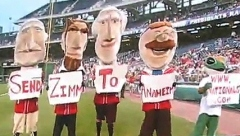 Nationals racing presidents vote for Ryan Zimmerman
