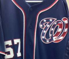 New Washington Nationals Patriotic Uniforms