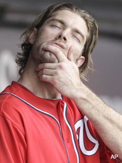 Jayson Werth - Photo AP