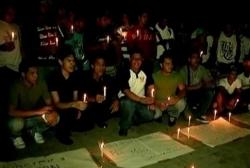 Free Wilson Ramos Candlelight Vigil
