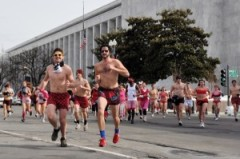 Cupid's Undie Run, Washington DC