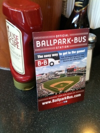 BallPark Bus to Nationals Park - Official Station
