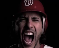 Natitude - by the Washington Nationals Michael Morse