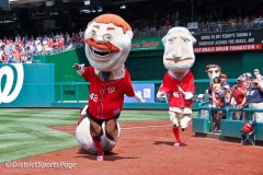 Racing Presidents Jackie Robinson Day by Cheryl Nichols