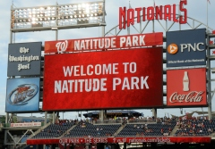 Natitude on display at Washington Nationals Natitude Park