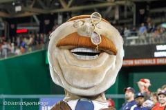 Presidents Race Teddy Roosevelt Broken Glasses by Cheryl Nichols