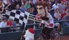 Abe Lincoln Cheats Presidents Race Washington Nationals