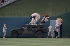 Nationals Racing presidents Military Transport