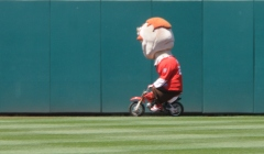 Presidents race Teddy Roosevelt Motorcycle
