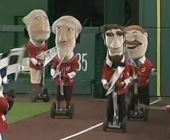 Nationals Racing Presidents Olympic Sailing Segways