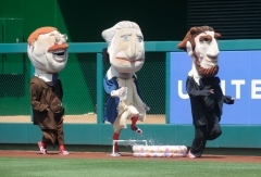 Nationals racing presidents steeplechase Olympics
