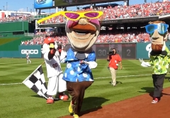 Presidents Race Gangnam Style Teddy Roosevelt Wins