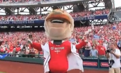 Teddy Roosevelt October Playoff Natitude
