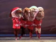 Nationals Racing Presidents Dance The Nutcracker