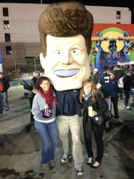 Is JFK the 5th Racing President Washington Nationals