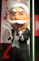 Nationals New Racing President William Howard Taft