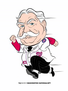 Nationals Racing President William Howard Taft