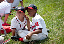 Washington Nationals Baseball Summer Camp