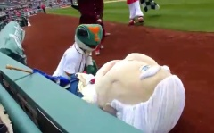 Taft sits out first presidents race