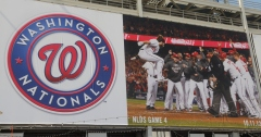 Nationals Park Scoreboard Walk Photo