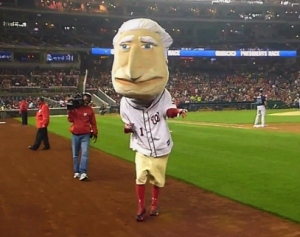 Nationals Racing President George Washington