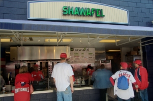 Shawafel at Nationals Park - Felafel Schwarma