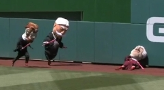 Nationals Teddy Roosevelt Wins Presidents Race Mothers Day
