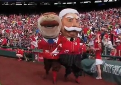 Nationals Racing Presidents William Howard Taft First Victory