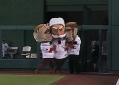 Racing Presidents Abe Attacks