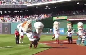 Racing presidents Tigers hate cinnamon