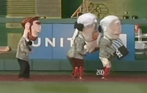 Army Day Nationals Park Racing Presidents Lift Weights