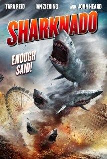 Sharknado invades Washington Nationals presidents race