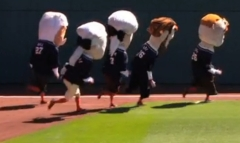 Abe Cheats in Nationals Presidents Race 9-17