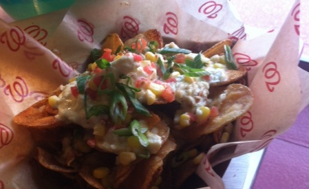 Crab Nachos - Photo by Scott Allen Washington Post