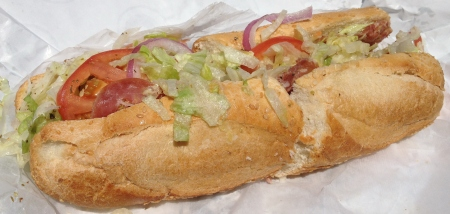 Mike Isabella's G Italian Hero Sub Sandwich Nationals Park