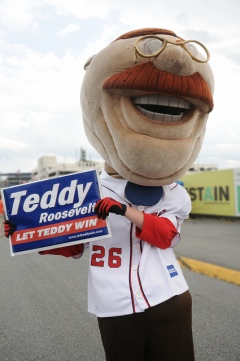 Washington Nationals Teddy Roosevelt Racing President Promotion Schedule
