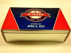 Washington Nationals Commemorative Tin