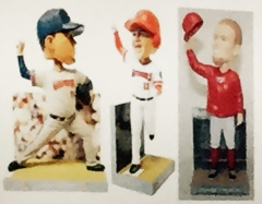 Nationals Bobbleheads and giveaways