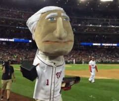 George Washington wins 10 year tuesday
