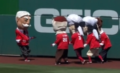 Racing presidents ambush Taft