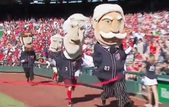 Taft Wins Nationals presidents race