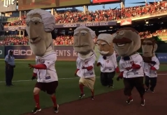 Thomas Jefferson Wins Presidents Race