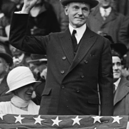 Calvin Coolidge Bobblehead added to Washington Nationals promotion schedule