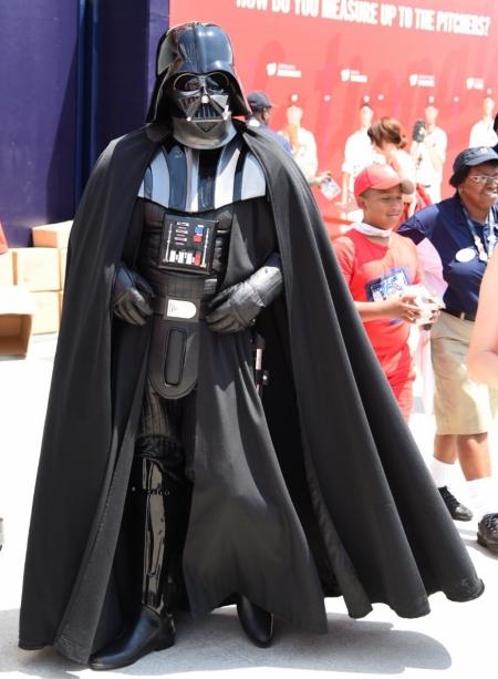 Darth Vader Nationals Star Wars Day